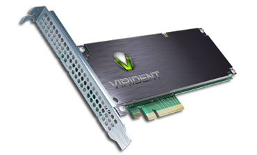 Virident FlashMAX II PCIe flash storage