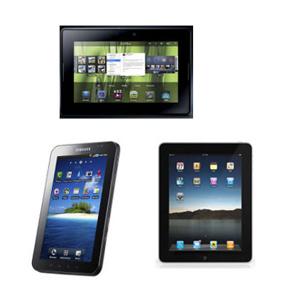 iPad/Galaxy Tab/PlayBook