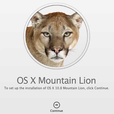 mountain lion os x software