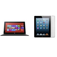 Microsoft Surface Pro vs. Apple iPad 4