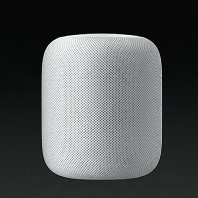 Apple HomePod Speaker Debuts