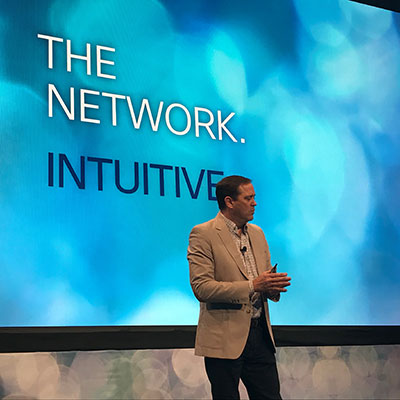 Cisco gets a lift as it sees sales improving
