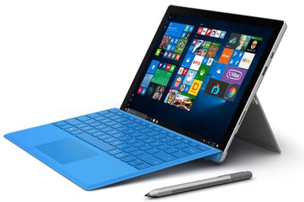 Dell XPS 13 Vs. Microsoft Surface Pro 4