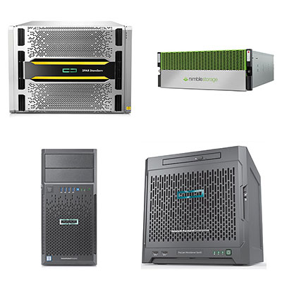 Server And Storage Technologies Taking Center Stage At HPE Discover 2017